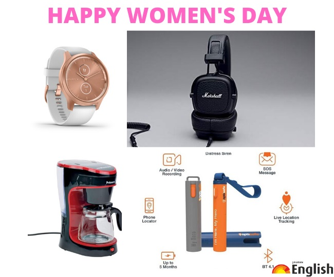 International Women's Day: Make Her Feel Extra Special With These Gifts