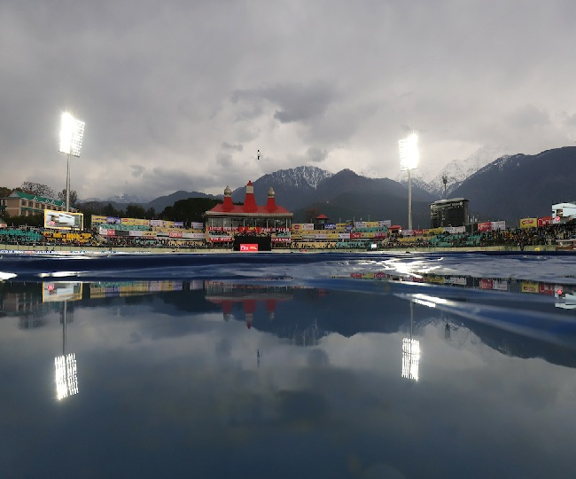 India vs South Africa, 1st ODI: Rain washes away opening fixture without toss