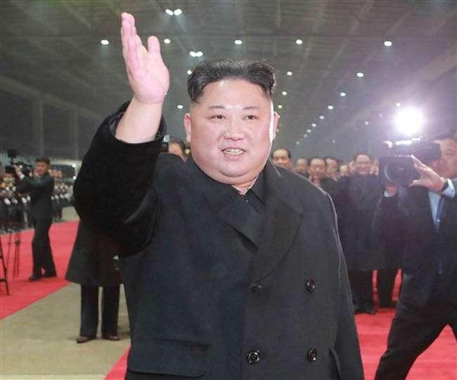 Après une longue période d'absence, Kim Jong-Un réapparaît en public-Photos