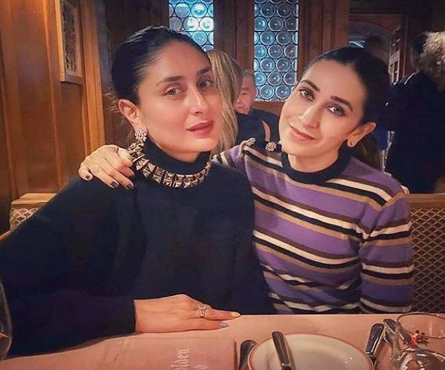 Kareena, Karisma Kapoor look aww-adorable in this viral throwback picture | Check here