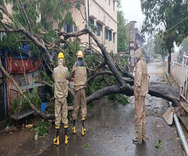 West Bengal asks for Army's help to restore essential services hit by cyclone 'Amphan'