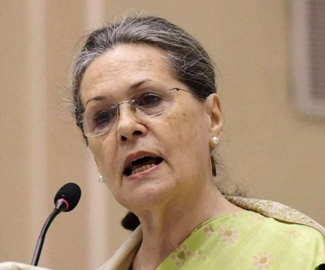 'Spirit of federalism forgotten': Sonia Gandhi's scathing attack on govt over COVID-19 economic package