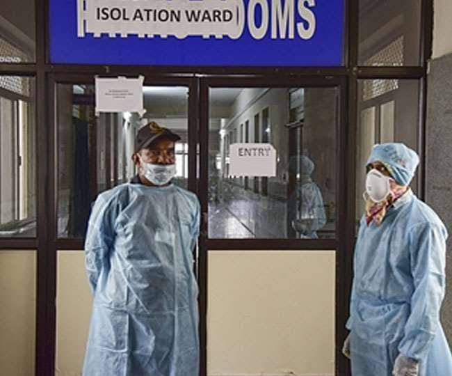3,320 new coronavirus cases and 95 fatalities in last 24 hrs; India's tally nears 60,000 with 1,981 deaths