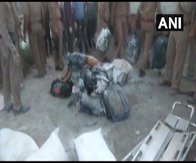 29 migrants killed, 39 injured in two separate accidents in UP and MP; PM Modi expresses grief, ex-gratia announced
