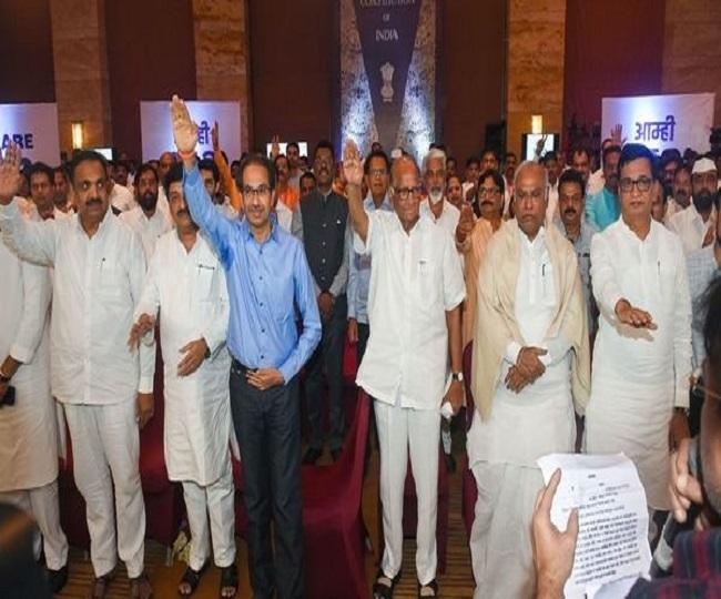 Rift in Maharashtra coalition govt? Uddhav Thackeray meets allies amid reports of fissures