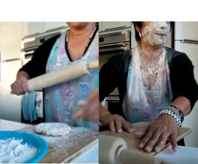 Flour on the Face: This baking tutorial with over 9 million views is going viral for all hilariously right reasons