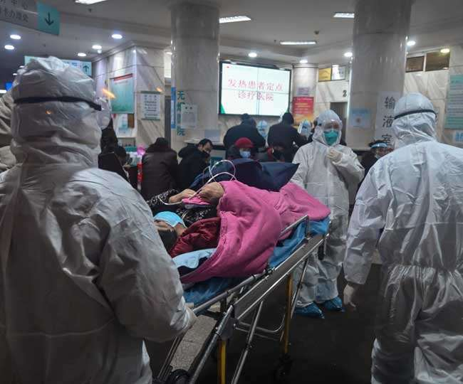 Coronavirus Pandemic: With 2,487 fresh cases and 83 fatalities in last 24 hrs, India's tally crosses 40,000-mark; death toll tops 1,300