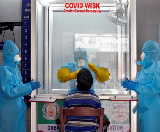 India's COVID-19 tally crosses 1 lakh mark in 111 days, death toll at 3,163; Maha tops list with over 35,000 cases