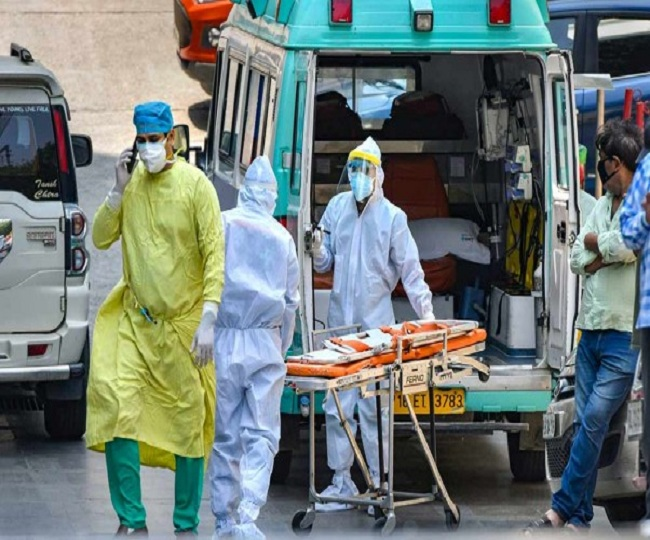 Record 6,654 cases in last 24 hrs take India's COVID-19 tally past 1.25 lakh; death toll past 3,700 | Check state-wise list here
