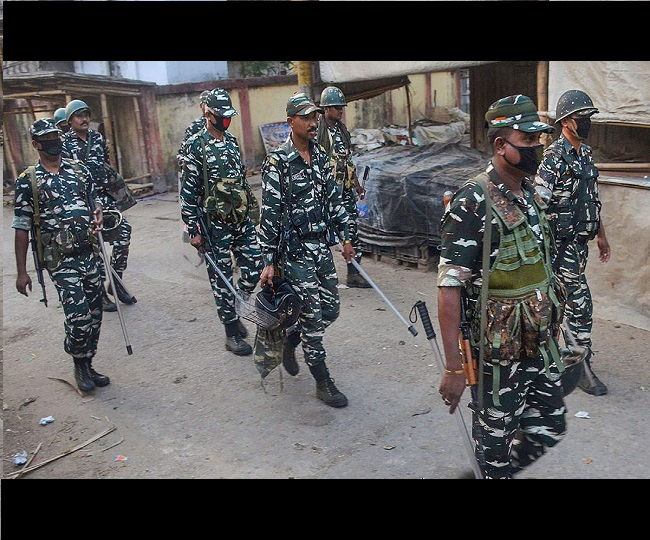 Coronavirus Pandemic: CRPF battalion becomes COVID-19 epicenter in Delhi as 122 men test positive, whole unit quarantined