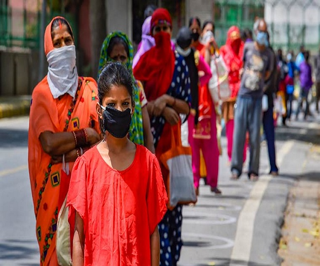 2,555 new COVID-19 infections take India's tally past 49,000-mark; death toll nears 1,700