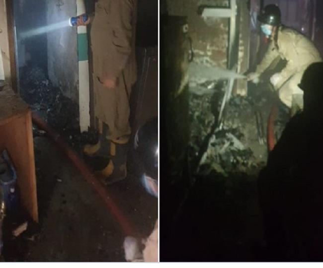 Massive fire breaks out in Delhi's COVID-dedicated Cygnus Hospital, 7 patients rescued