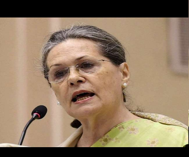 'What after May 17 and how'?: Sonia Gandhi questions govt's strategy after coronavirus lockdown