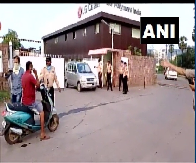 Vizag Gas Leak: Death toll climbs to 11; CM Reddy announces Rs 1 crore compensation for kin of deceased   As it happened