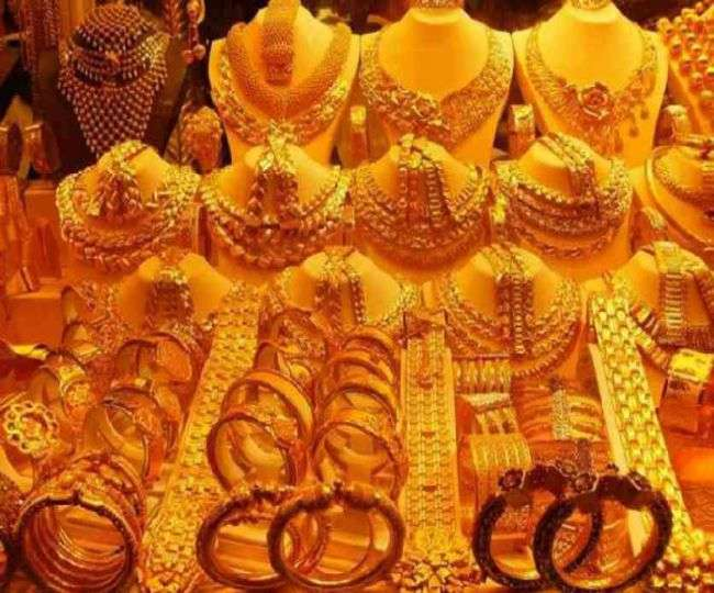 Gold futures surge on domestic demand, silver declines 0.16 per cent, check prices here