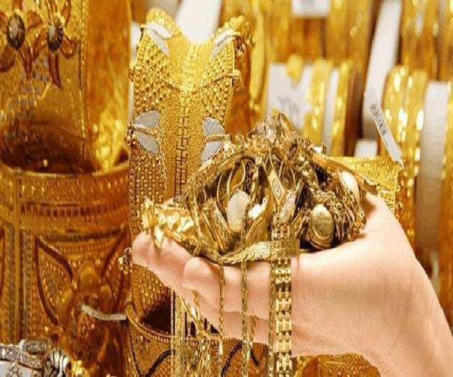 Gold futures drop on weak global cues, Silver surges 0.57 per cent; check prices here