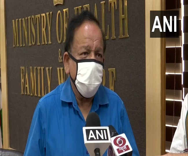 'No community transmission of COVID-19, behavioural changes may become new normal': Harsh Vardhan