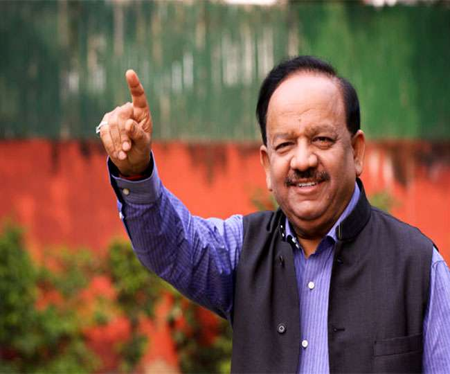 Union Health Minister Harsh Vardhan all set to take charge as Executive Board Chairman of WHO