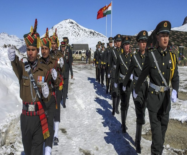 Indian, Chinese troops scuffle over disputed boundaries along North Sikkim