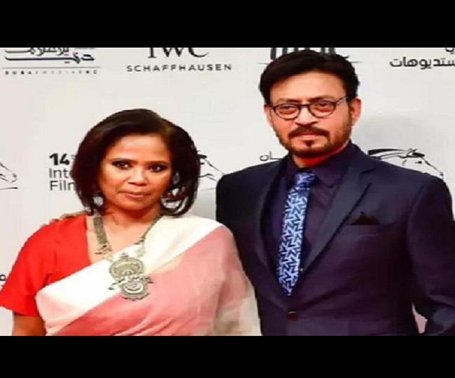 'I have not lost, I have gained in every which way': Irrfan Khan's wife Sutapa writes agonising farewell post