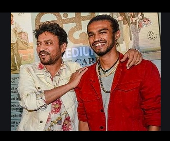 'Surrender to dance of uncertainty': Irrfan Khan's sons Ayan and Babil share what he taught them