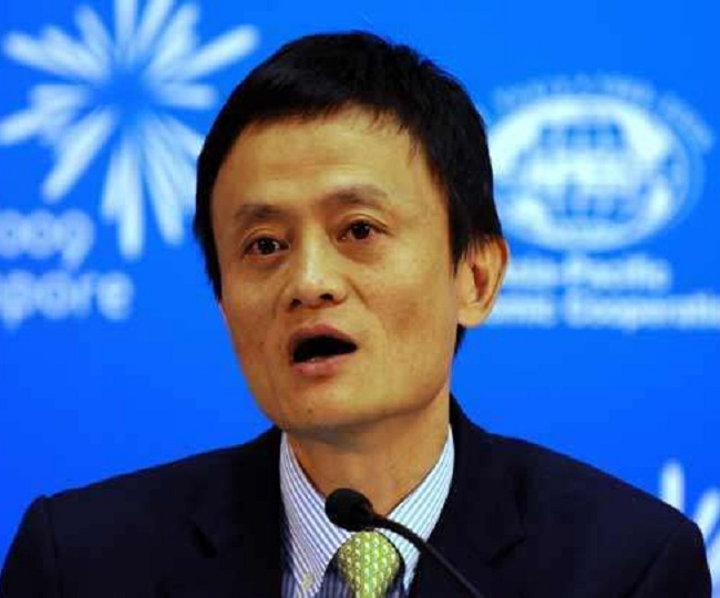 Jack Ma resigns from SoftBank, company's share price increases by 2.5 per cent