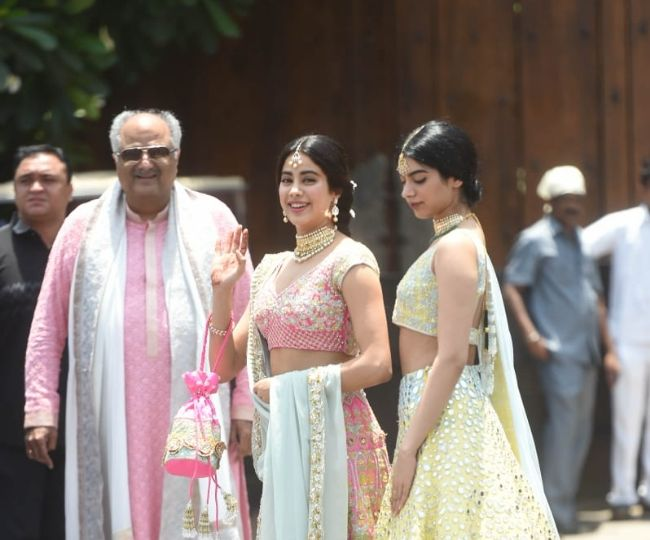 'All of us will be in quarantine for next 14 days': Boney Kapoor as house staff tests positive for COVID-19