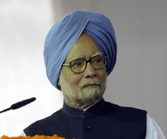 Manmohan Singh, admitted to AIIMS on Sunday over chest pain, discharged