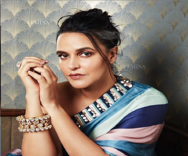 'Nobody likes to be trolled for no fault, I always stand against domestic violence,' says Neha Dhupia