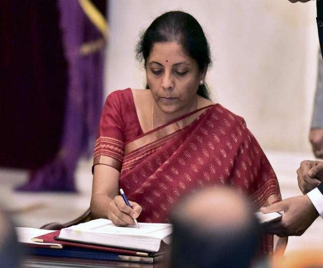Nirmala Sithraman to address media at 4 pm today to share details of Rs 20 lakh crore economic package