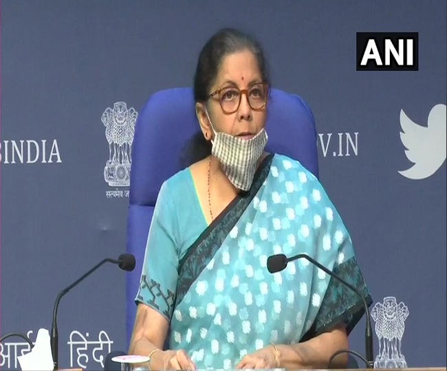 Nirmala Sitharaman on Economic Package: 'Due date for income tax returns extended to Nov 30, TDS/TCS rates cut by 25 per cent' | Highlights
