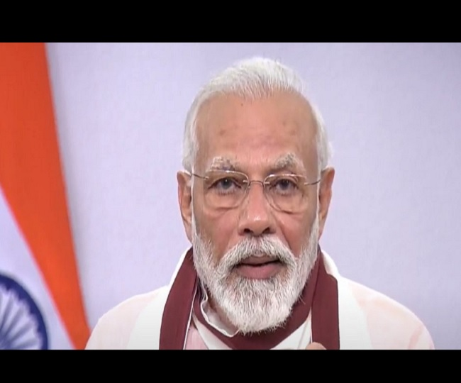 'Local ke liye Vocal': PM Modi bats for local products, hints at distancing from China