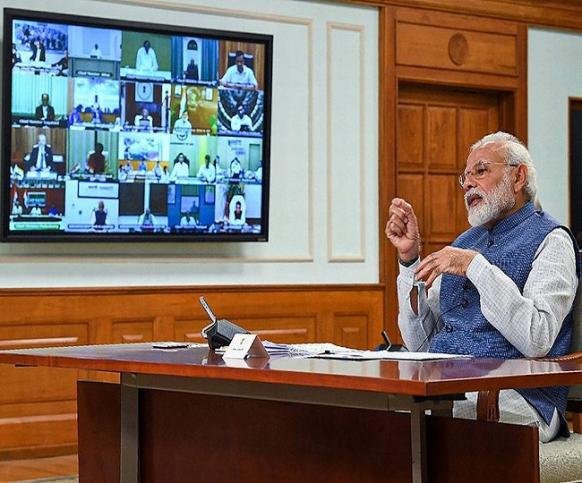 As lockdown nears end, PM Modi meets Amit Shah, Hardeep Singh Puri among others to discuss roadmap after May 3