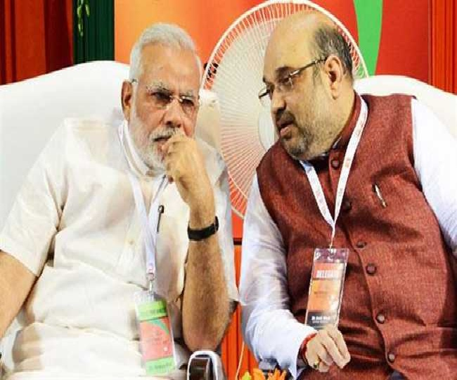 PM Modi meets Amit Shah to discuss lockdown exit strategy amid rise in coronavirus cases