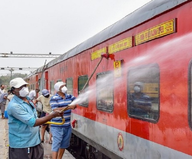 Railways to run 200 non-AC passengers trains from June 1, online booking to start soon