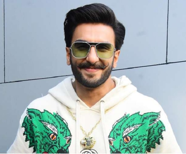 Ranveer Singh shares a portrait, styled exactly like famous painter Vincent Van Gogh | See post