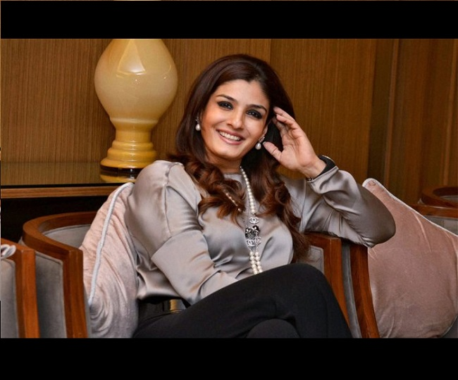 'Sorry yaa….': Raveena's hilarious reply to a fan's marriage proposal is leaving everyone in splits