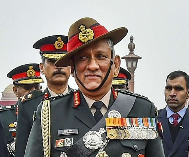 Retirement age of personnel in all three Armed Forces set to increase: CDS General Bipin Rawat