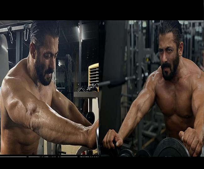 Salman Khan's marvellous transformation amid lockdown will leave you stunned; 'Tiger' sequel on cards? | See Pics