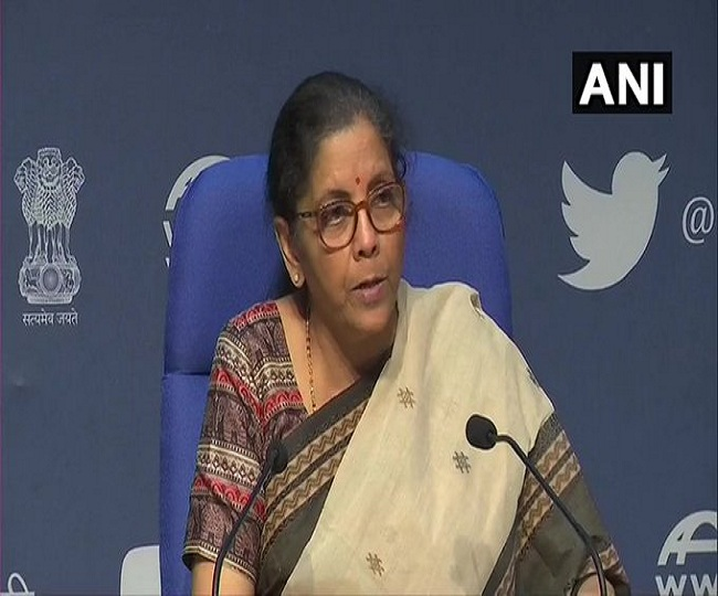 Niramala Sitharaman on Economic Package Part 4: 'India to become a global hub for Aircraft MRO services' | Highlights