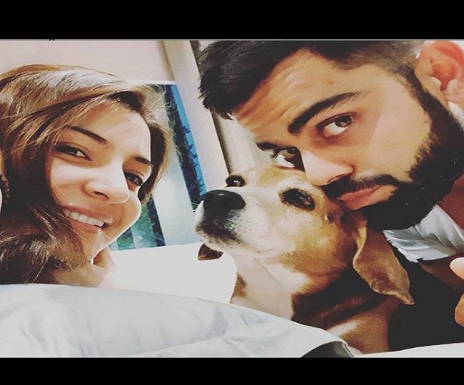 'Connection of a lifetime': Virat Kohli, Anushka Sharma mourn death of their pet dog 'Bruno'