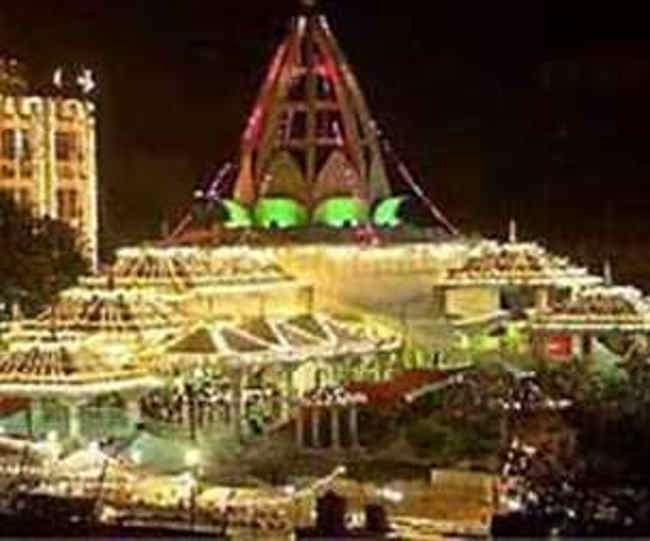 चलिए चलें माता चंद्रघंटा के इस प्रसिद्ध मंदिर में