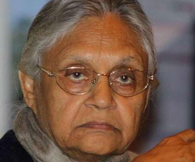 Sheila Dikshit Dies: दिल्ली की पूर्व मुख्यमंत्री शीला दीक्षित का 81 वर्ष की उम्र में निधन