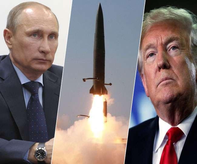 बारूद की गोद में बैठी दुनिया: नए शीत युद्ध की दस्तक, शस्त्र होड़ में शामिल हुए रूस और US