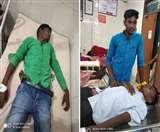 अनशनकारी दो छात्रों की हालत बिगड़ी, घाटशिला से चाईबासा तक आंदोलन Jamshedpur News