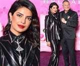 Priyanka Chopra Party Look: फैशन इवेंट में पहुंचीं प्रिंयका चोपड़ का पार्टी लुक हुआ हिट, देखें तस्वीरें