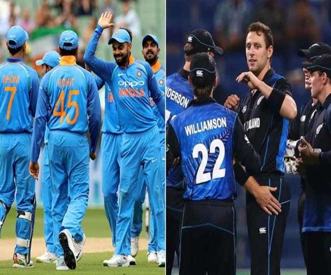 Ind vs NZ: ये रहा वनडे और T 20 सीरीज़ क शेड्यूल, जानिए कब और कहां होंगे ये मुकाबले