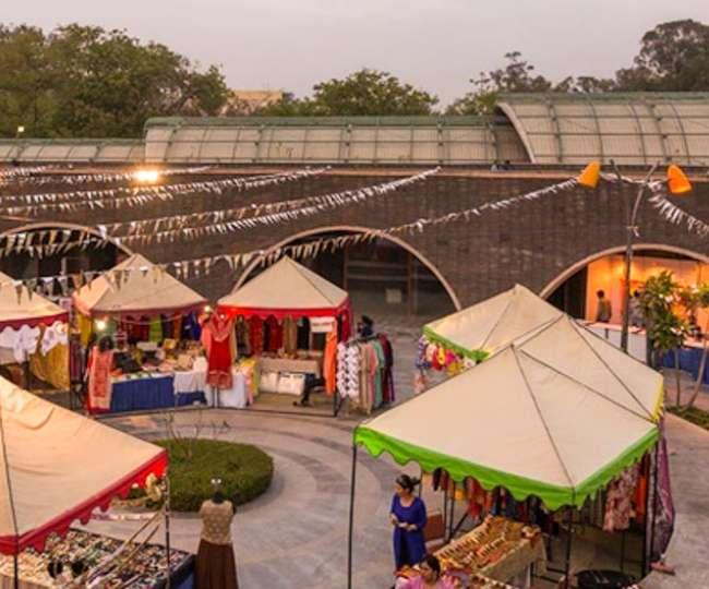 Image result for delhi दिल्ली हाट