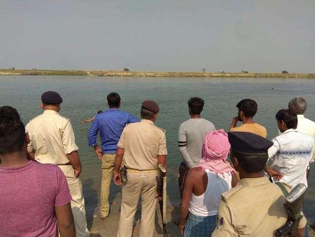 पटना: कलेक्टेरिएट घाट पर थी गहमागहमी, गंगा नदी में डूबे चार लोग