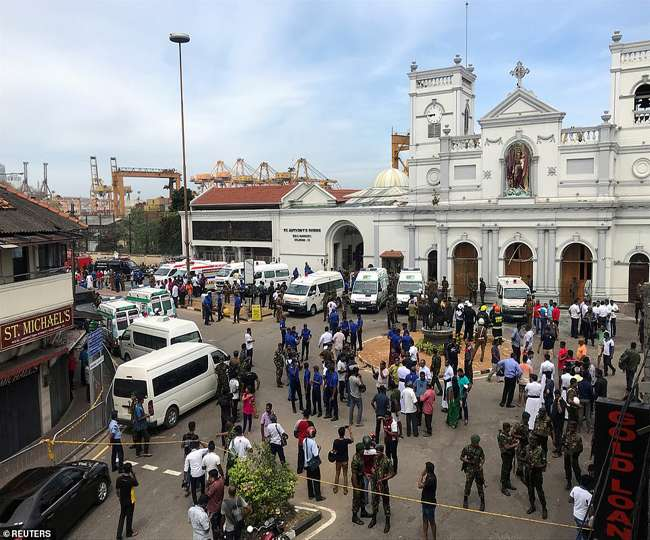 पहले ही गृहयुद्ध से जख्मी श्रीलंका में बढ़ते धार्मिक तनाव के बीच हुए धमाके, जानें पूरा मामला